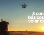 consejos básicos para volar drones