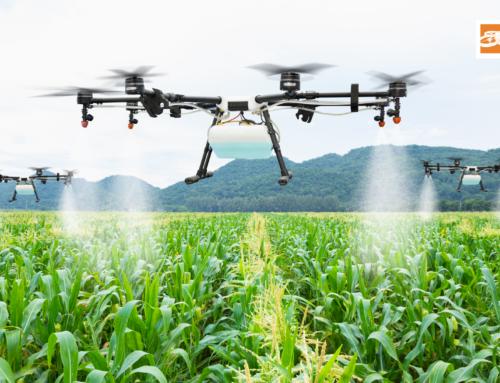 Estas son las aplicaciones de los drones en la agricultura